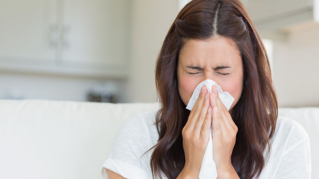 The pollen bomb will bring more misery to sufferers