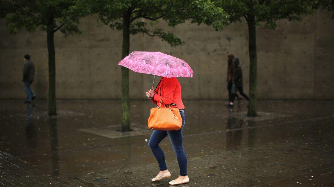 East Midlands Weather: Rain spreading north