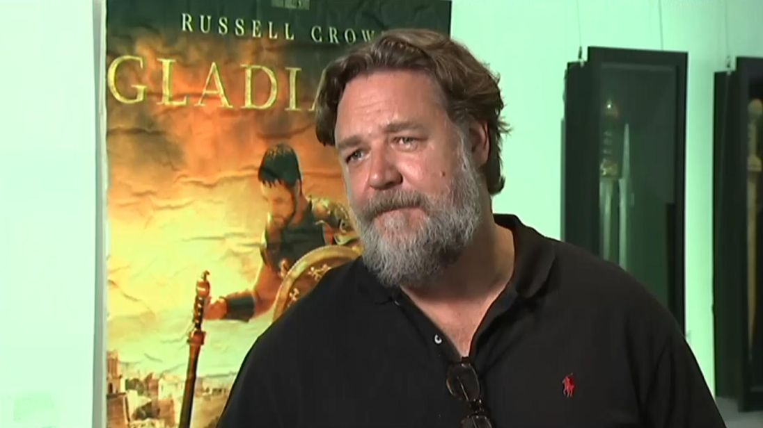 A look inside Russell Crowe's divorce auction