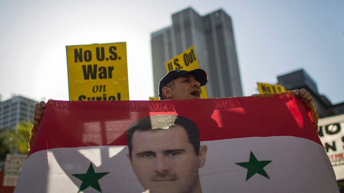 NYT Journo: Strikes haven't changed 'painful status quo' in Syria
