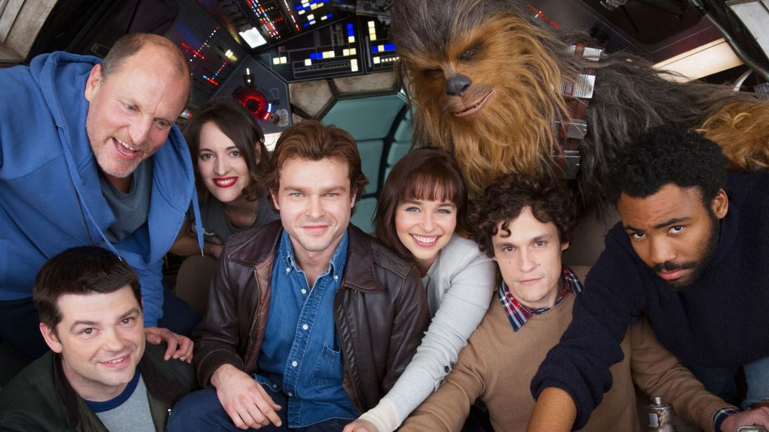 Putting finishing touches to Solo, confirms Ron Howard