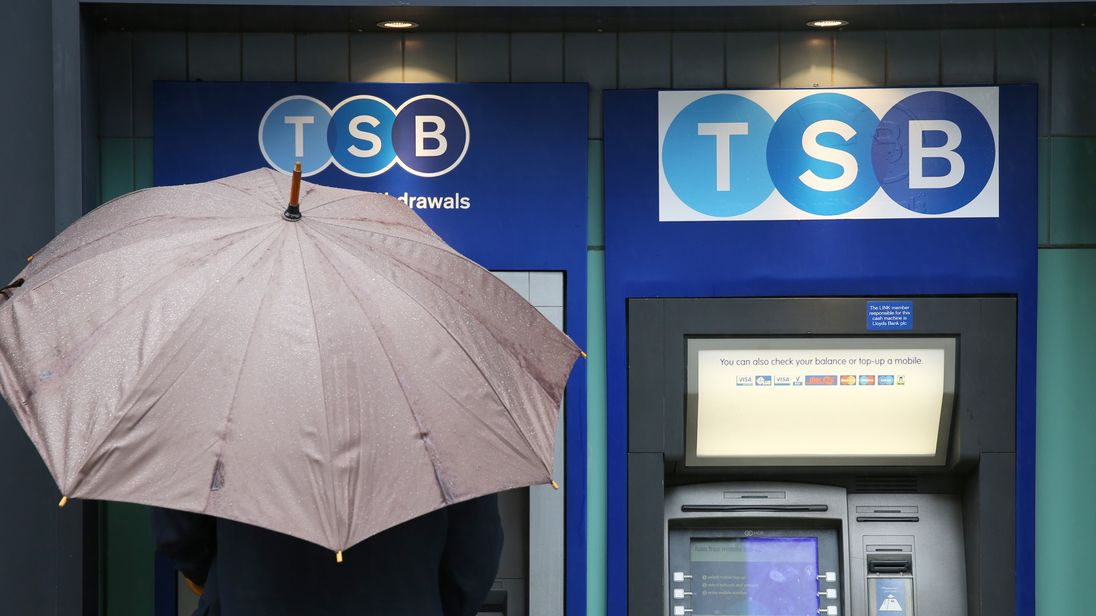 TSB customers able to see other people's bank details after upgrade 'farce'