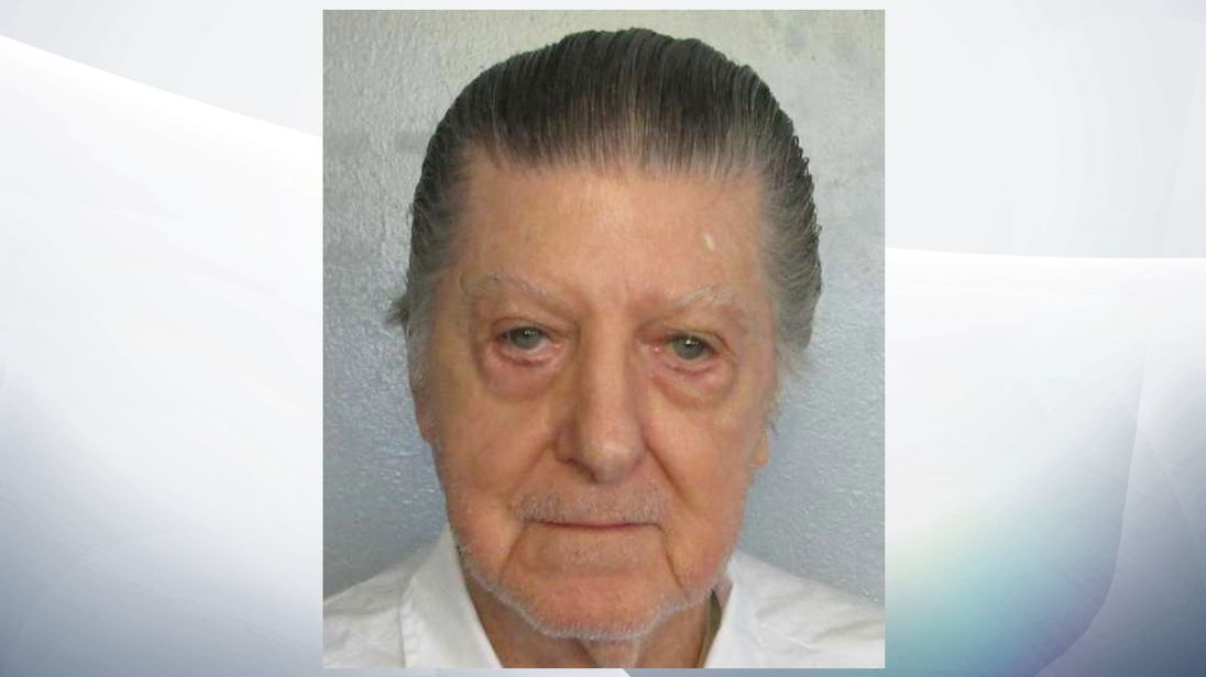 Oldest Inmate Executed for the Bombing Death of Federal Judge