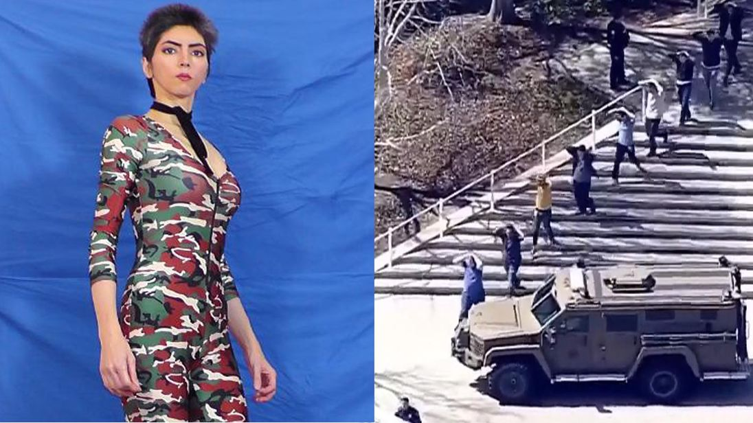 Nasim Aghdam had a number of YouTube channels