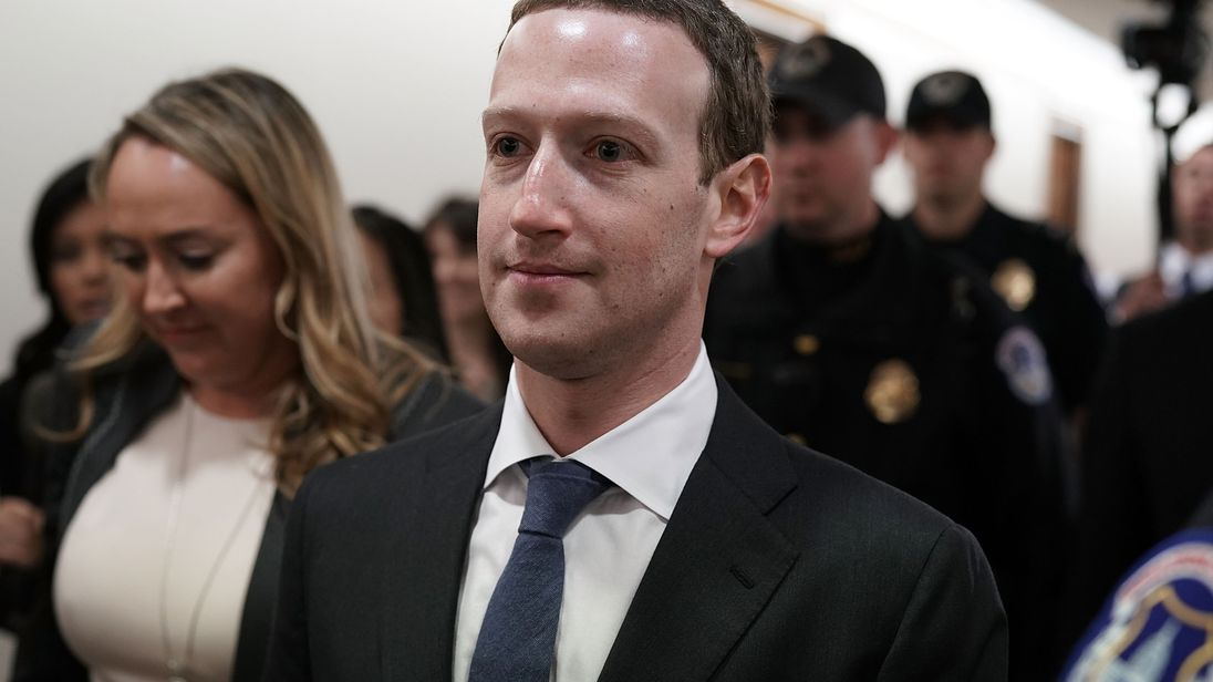 Mark Zuckerberg accepted blame ahead of meeting a congressional panel