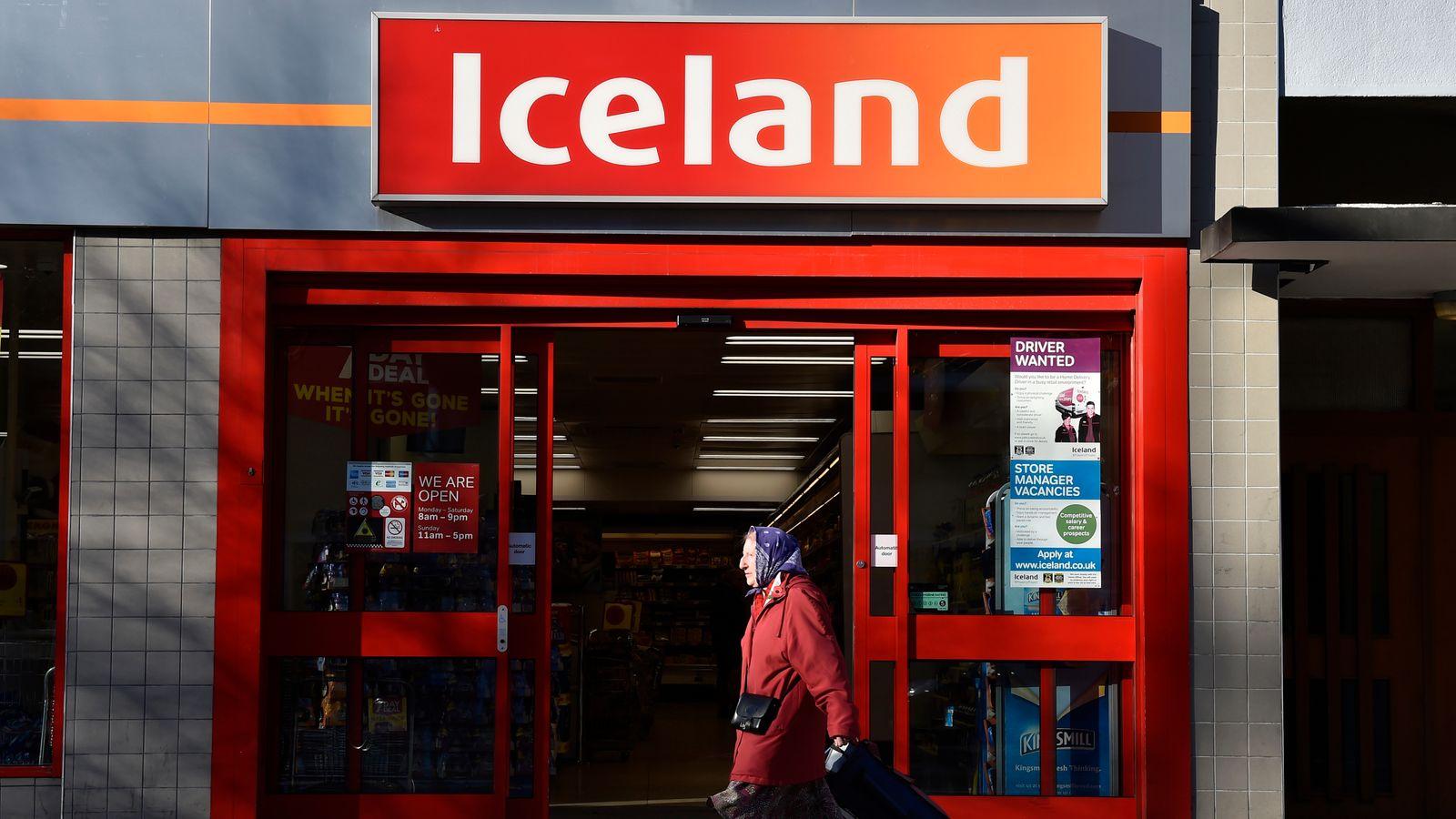 Iceland Christmas ad on orangutan plight banned for political rule breach