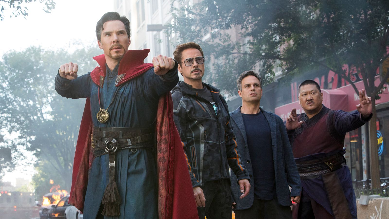 Avengers: Infinity War set to hit $1bn at the box office in record time