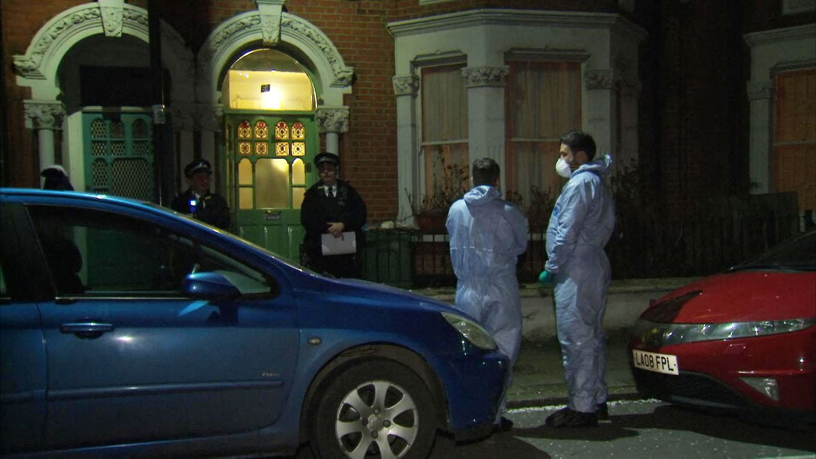 Woman in her 30s stabbed to death in Brixton