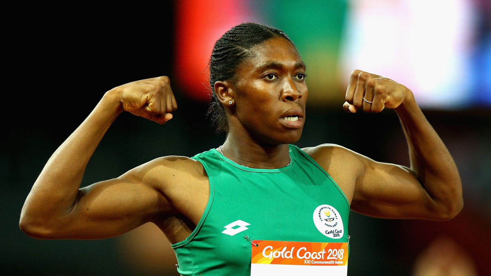 caster semenya faces 800m race ban unless she lowers