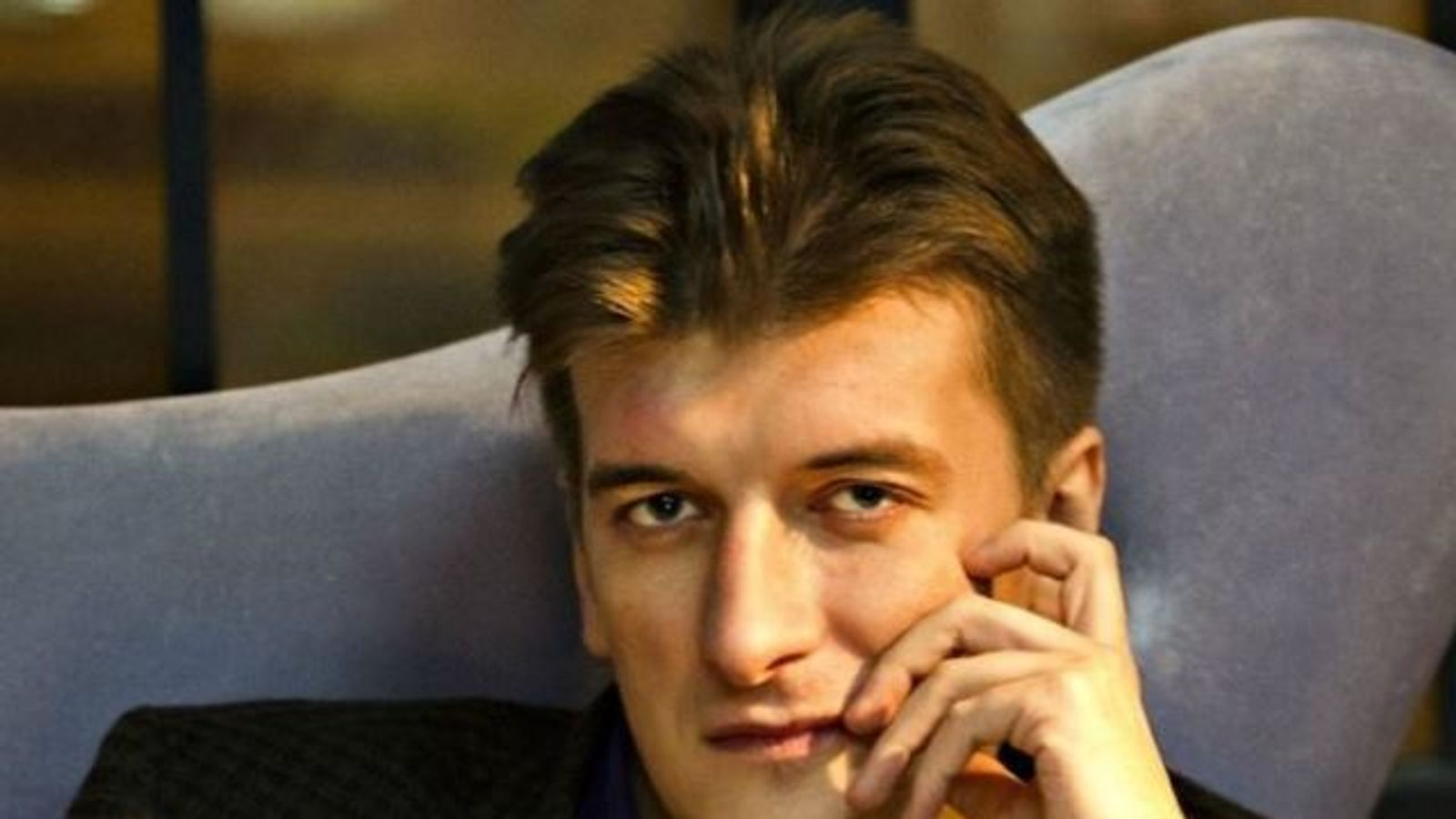 'Serious concern' about death of Russian writer