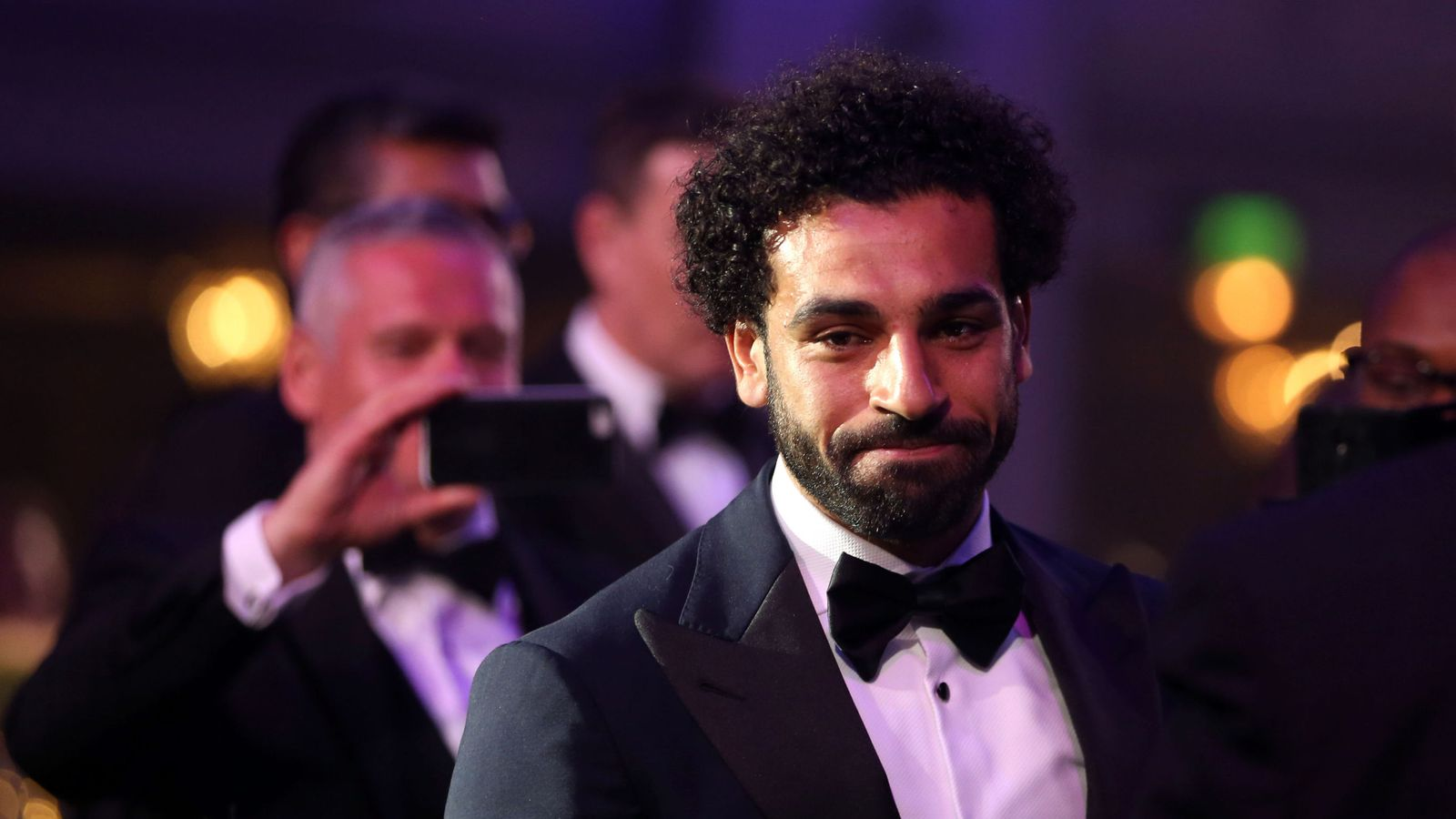 Liverpool forward Mohamed Salah named PFA Player of the ...