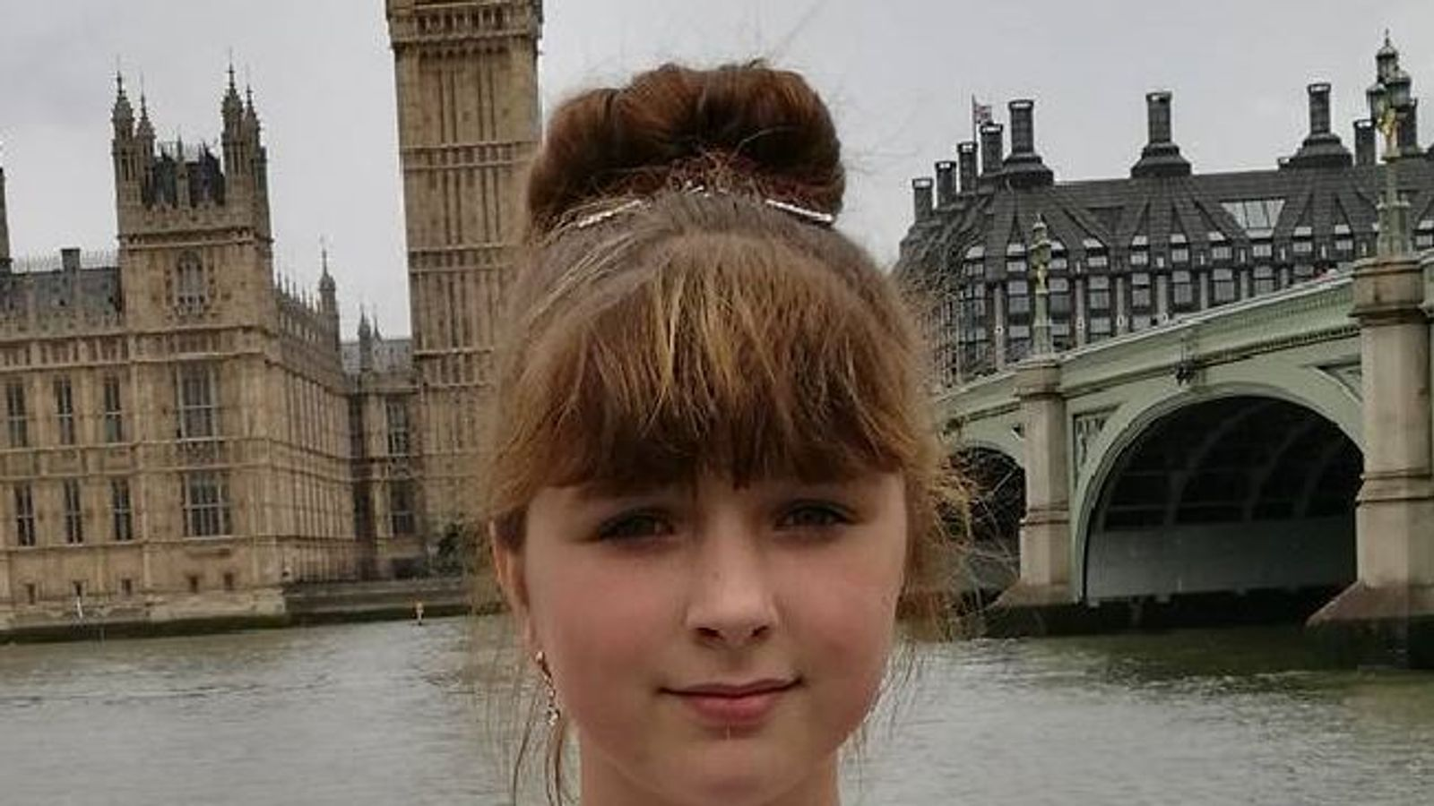 Teen charged with murdering 14-year-old girl