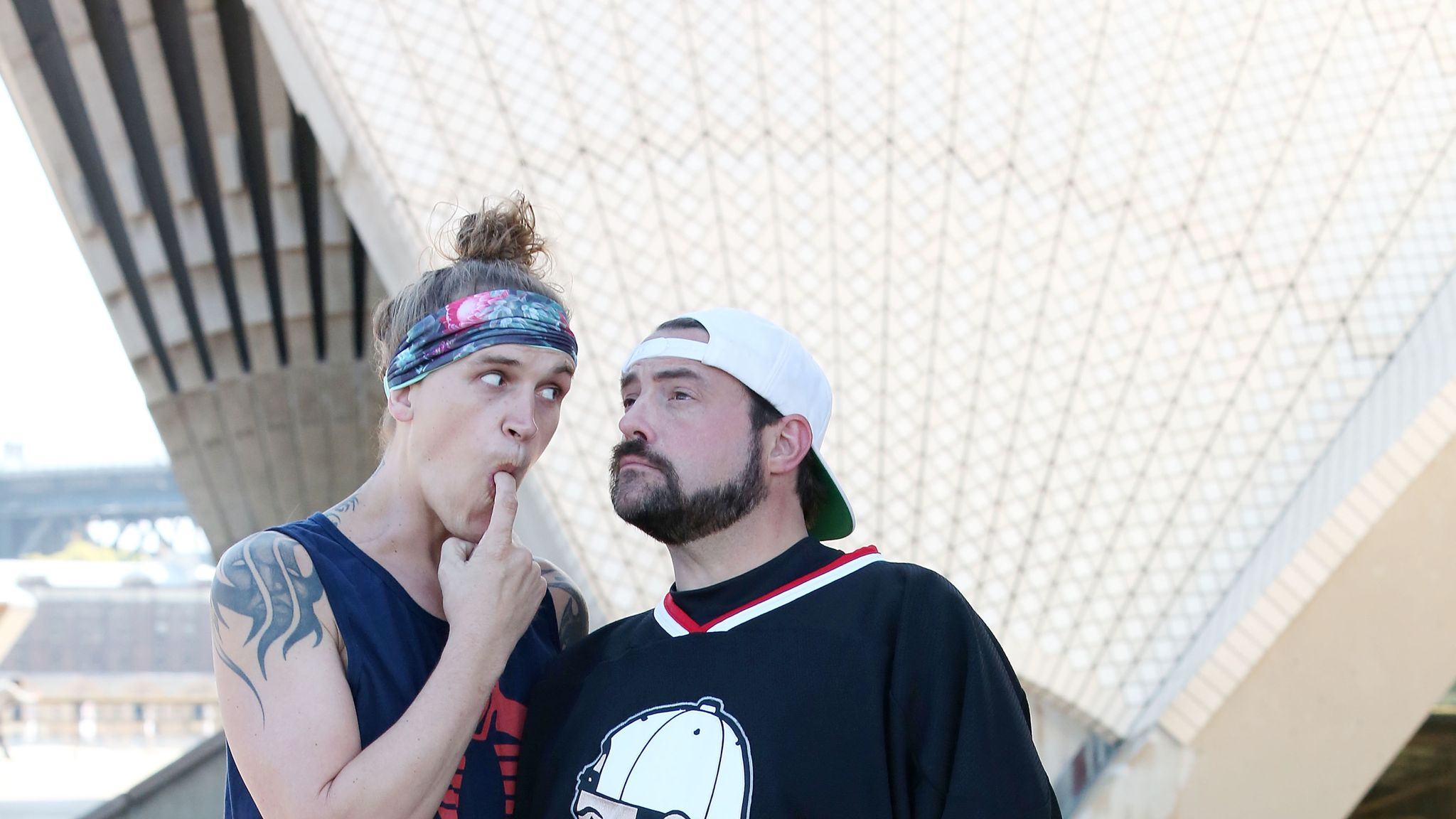 Jay And Silent Bob Set To Return With New Vr Series Science