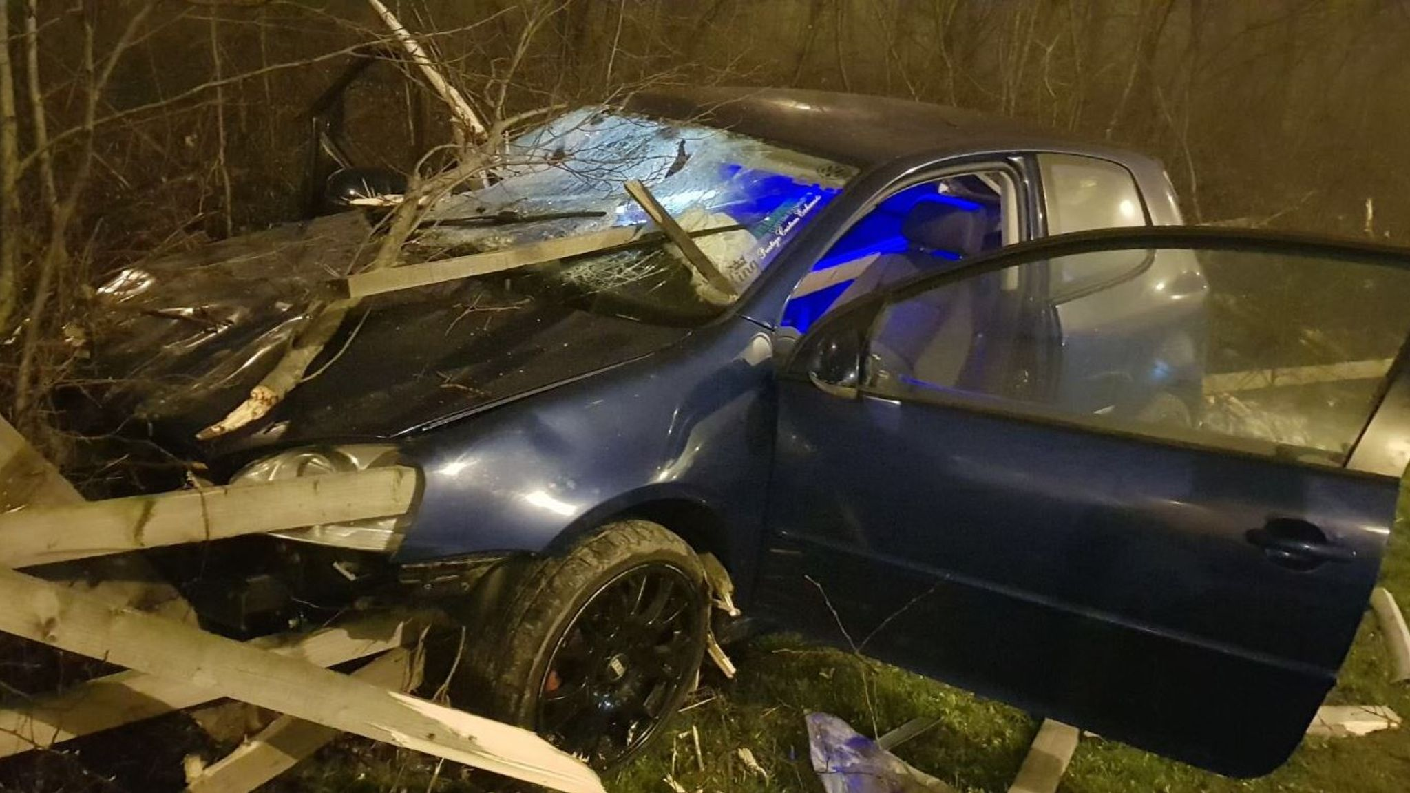 four of the 'luckiest people' survive horror car crash in leeds | uk