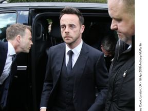 Ant McPartlin drink driving case