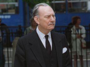 Enoch Powell in 1993