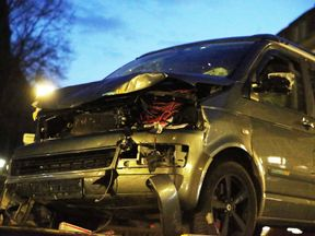 An attacker ploughed a van into a crowd in Germany