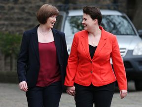 Jen Wilson and Ruth Davidson have been together since 2014