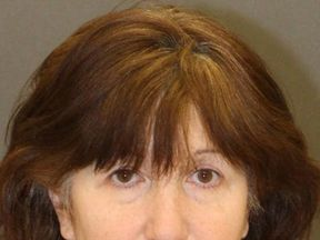 Jill Blackstone is accused of murdering her sister Pic: LAPD