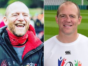 Mike Tindall. Pic: The Wolf Run
