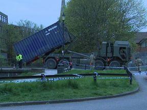 Army in Salisbury