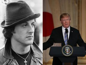 Sylvester Stallone called the president to push for a pardon for Jack Johnson