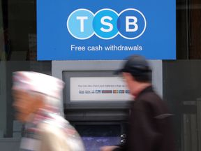 TSB has five million customers in total