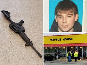 Travis Reinking is being sought by police over the shooting of six people in Nashville