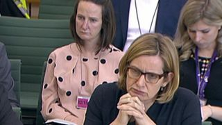 Amber Rudd refutes the idea of Home Office 'targets for removal'