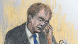 Cliff Richard broke down in court