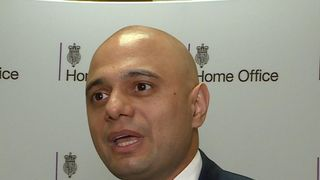 Javid joins first Cabinet as Home Secretary