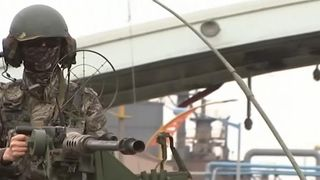US and South Korea in planned military drills