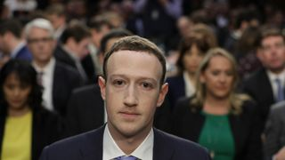 Row over EU decision to hear Zuckerberg in private
