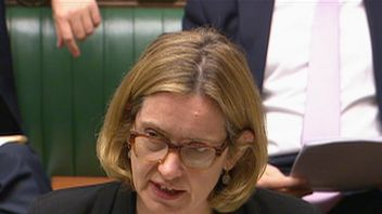 Rudd says Windrush generation migrants to be given British citizenship at no cost