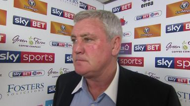 Bruce: We've not done enough