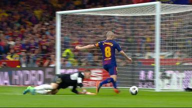 Iniesta scores sublime goal
