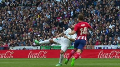 Marcelo's 'touch of the game'