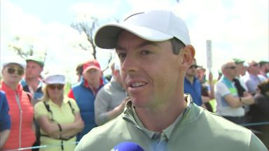 McIlroy moving on from Masters