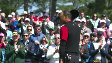 Tiger: I've missed the Masters