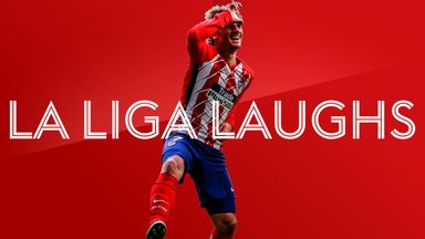 La Liga Laughs - 9th April