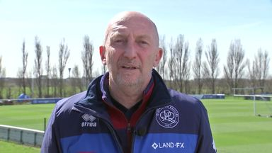 Holloway: Wilkins a ray of sunshine