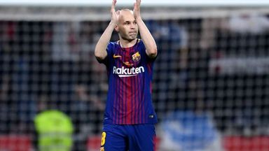 Iniesta's masterclass: In depth