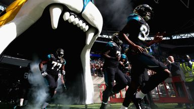 Wembley return thrills Jaguars