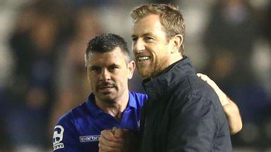 Robinson: No plan since Rowett