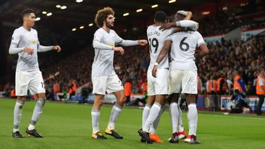 Bournemouth 0-2 Manchester Utd