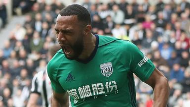 Newcastle 0-1 West Brom
