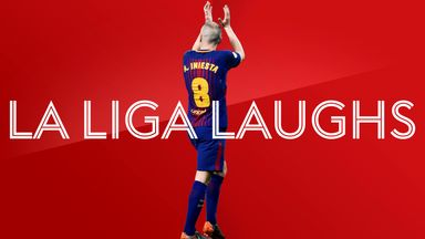La Liga Laughs: 23rd April