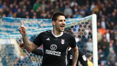 Mitrovic in London for Fulham medical