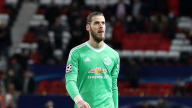 De Gea: I feel love at Man Utd