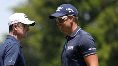 Rose: Who wouldn't want to play with Stenson